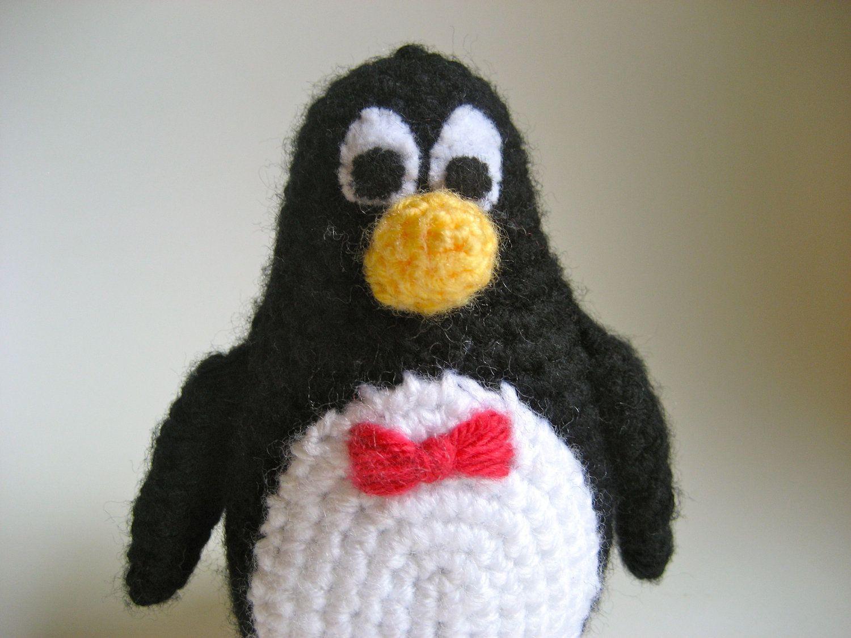 Amigurumi Wheezy the Penguin - Handmade Crochet Toy Story Doll | Kreativ