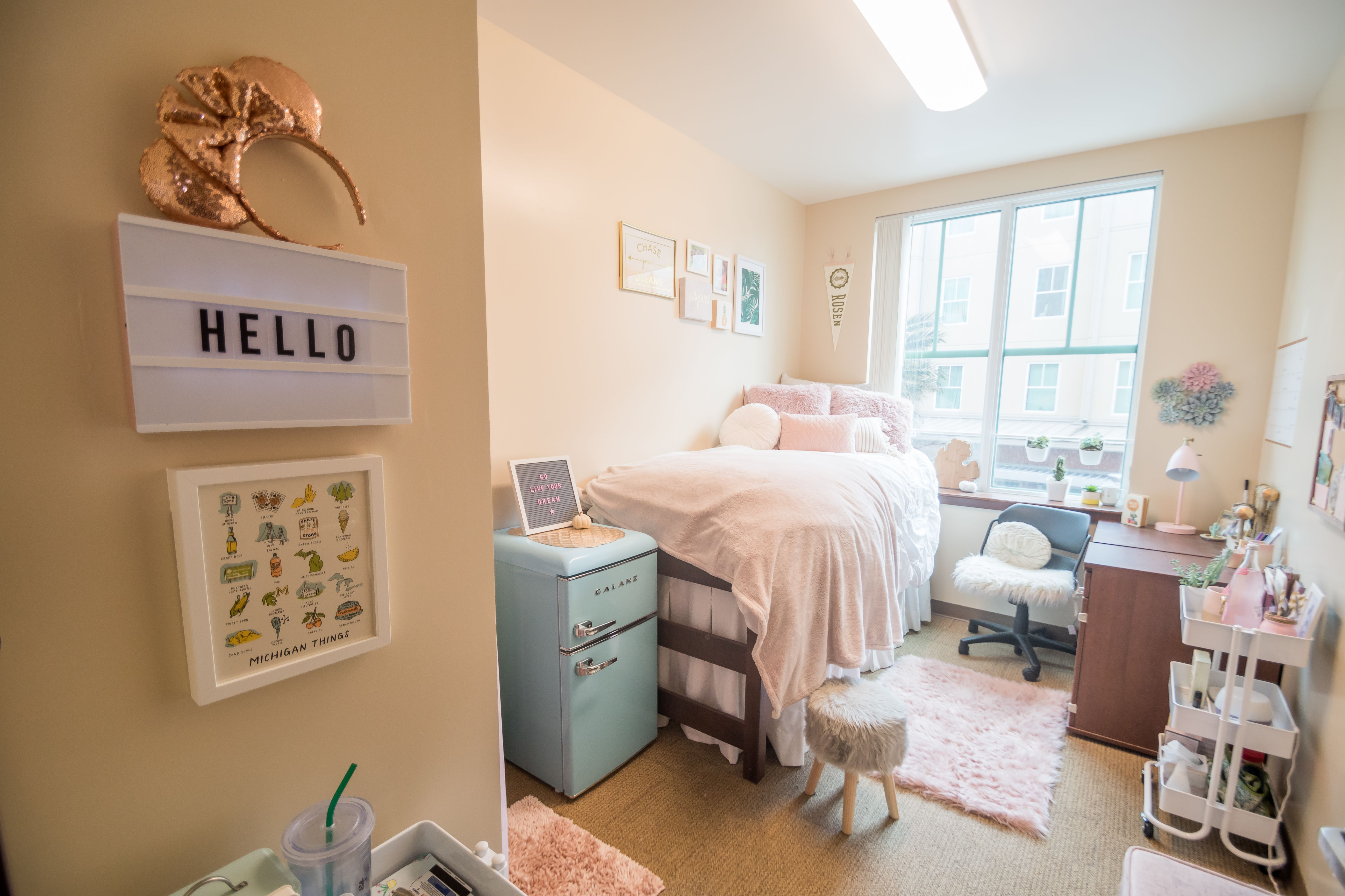 Neptune Room Dorm Inspiration Dorm Room Designs Dorm Living