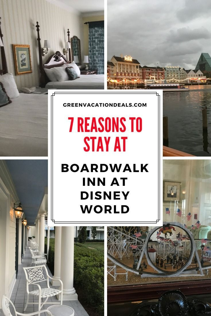 Find out the 7 reasons why Disney's Boardwalk Inn at Walt Disney World Resort in Orlando, Florida is one of my family's favorite hotels - & find out where to get a good price for it #DisneyWorldtrip #WaltDisneyWorldvacation #OrlandoFlorida #OrlandoFL #familytravels #familytraveling #vacationwithkids #travelingwithkids #travelingwithchildren #familytraveltips #familyvacationtips #travelhacks #Disneyhacks #familytravelhacks #Disneyfamily #DisneyWorldtravel #Disneyhotel #BudgetDisney #Disneybudget