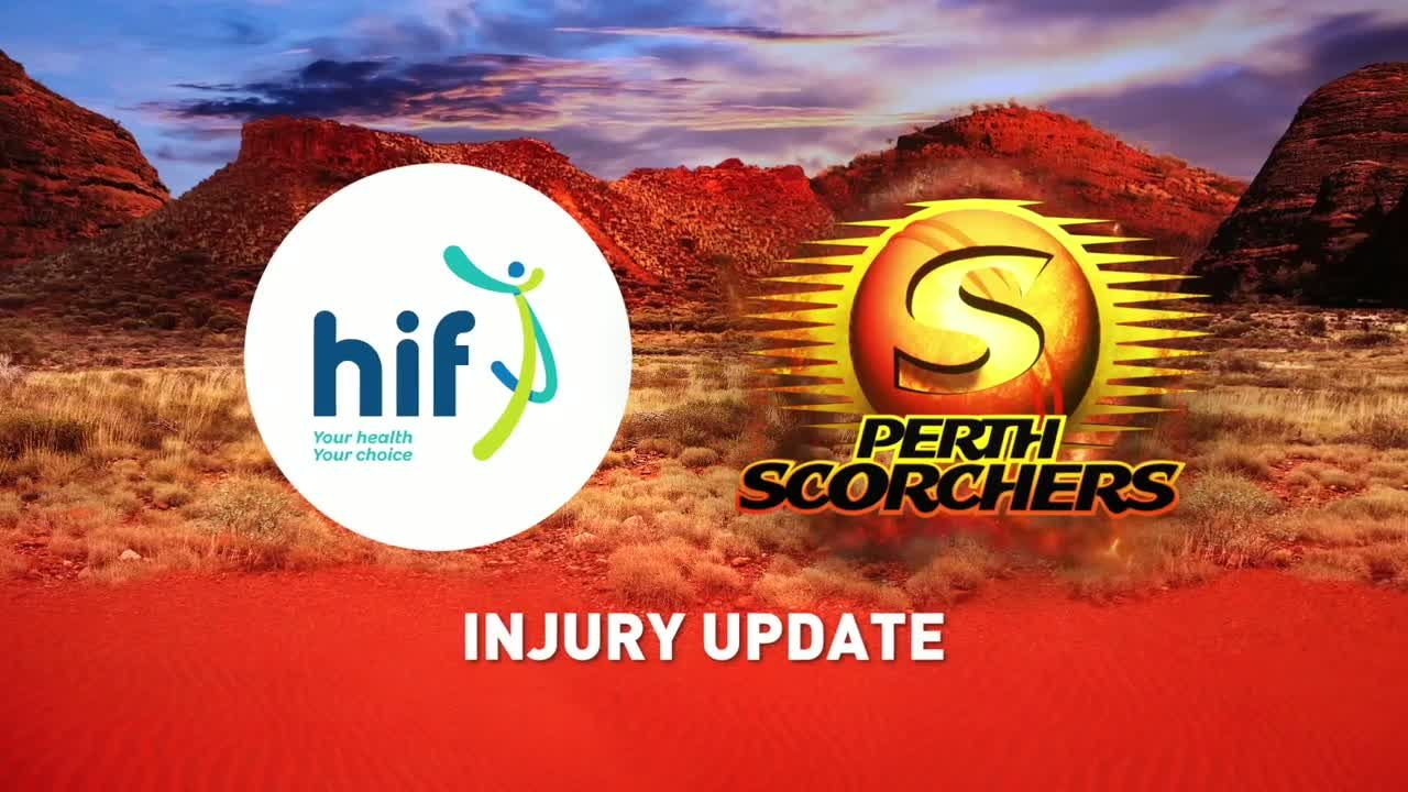 VIDEO What's the latest on our injured stars? Our hif