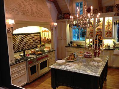 Miniature Kitchen Roombox