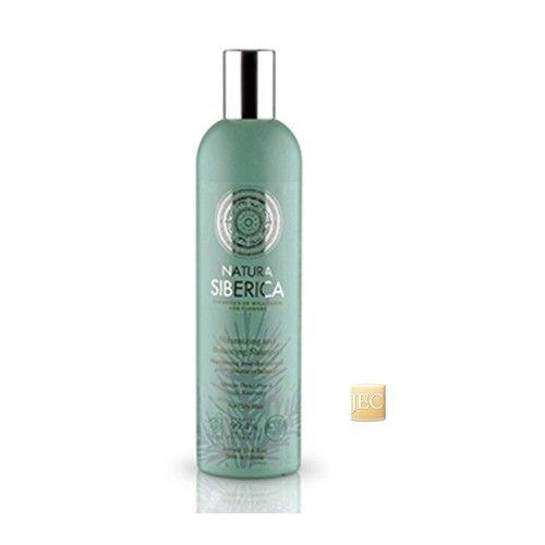 """Champú para cabello graso Natura Sibérica """" Volumen y Equilibrio"""", 400 ml."""