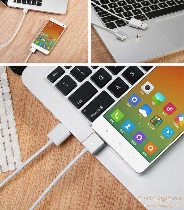 High Speed Micro USB Cable Universal OEM Magnetic Cable For Android Samsung HUAWEI HTC XiaoMi gift