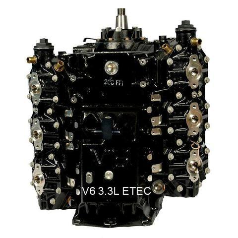 Evinrude-BRP- ETEC 3 3L Outboard Powerhead, V6, 200 HO, 225-250 HP