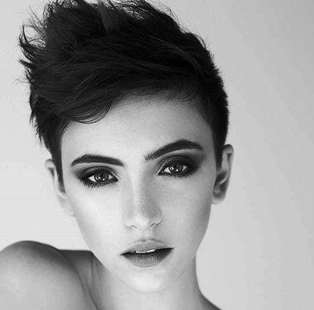 Stupendous 1000 Images About Short Hairstyle Ideias On Pinterest Undercut Short Hairstyles Gunalazisus