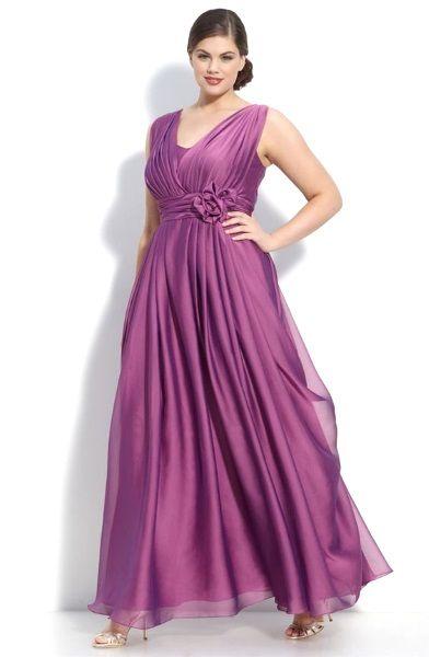 3393c2b312 50 Top Plus Size Bridesmaid Dresses