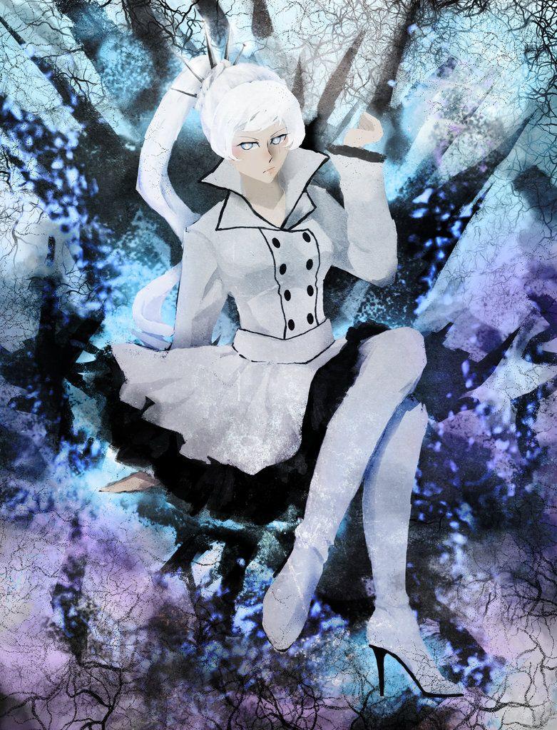 Weiss Schnee ❆