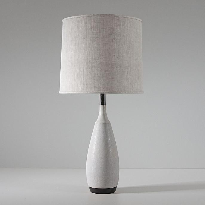 Lancaster Stone And Sawyer Linen Lampshades Satin Brass Hardware Lancaster Table