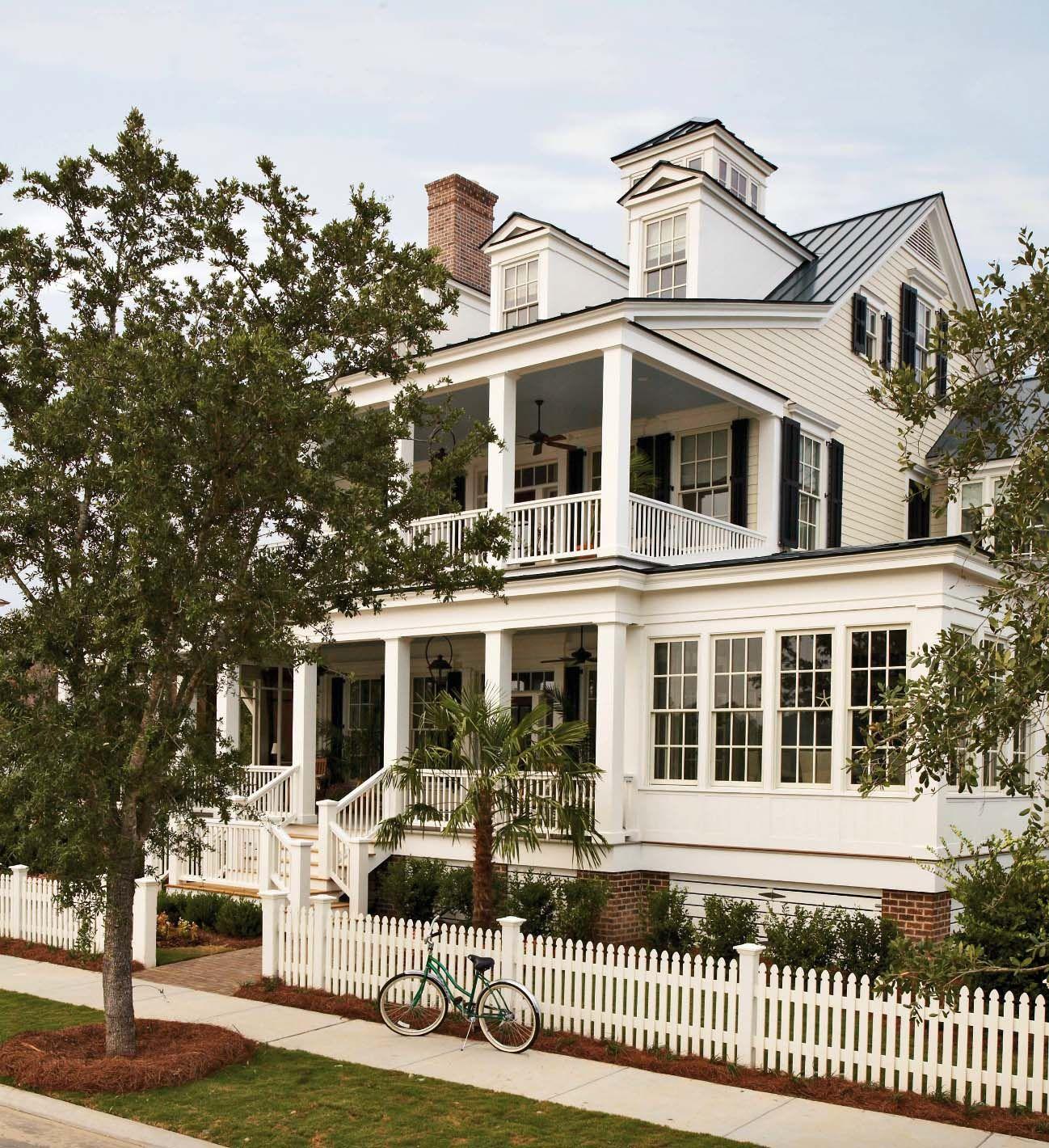 Photo of La casa in stile costiero della Carolina del Nord mette in mostra invitanti spazi abitativi