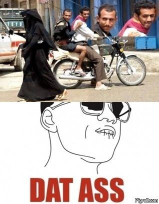 Dat Muslim Ass