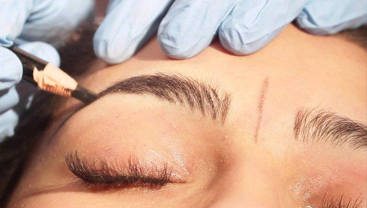 Eyebrow Microblading Is The Latest Hair Raising Eyebrow Trends