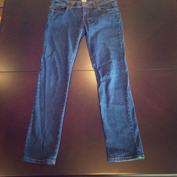 💥FINAL SALE💥 Target Denim Skinny Jeans Flattering, classic blue jeans. Extremely versatile. Like new condition!!! Xhilaration Jeans Skinny