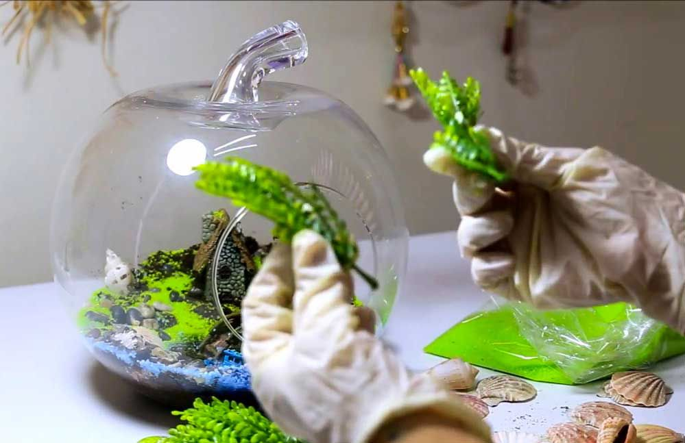 Terrarium Miniature Garden Decoration 2019 Decoration Garden