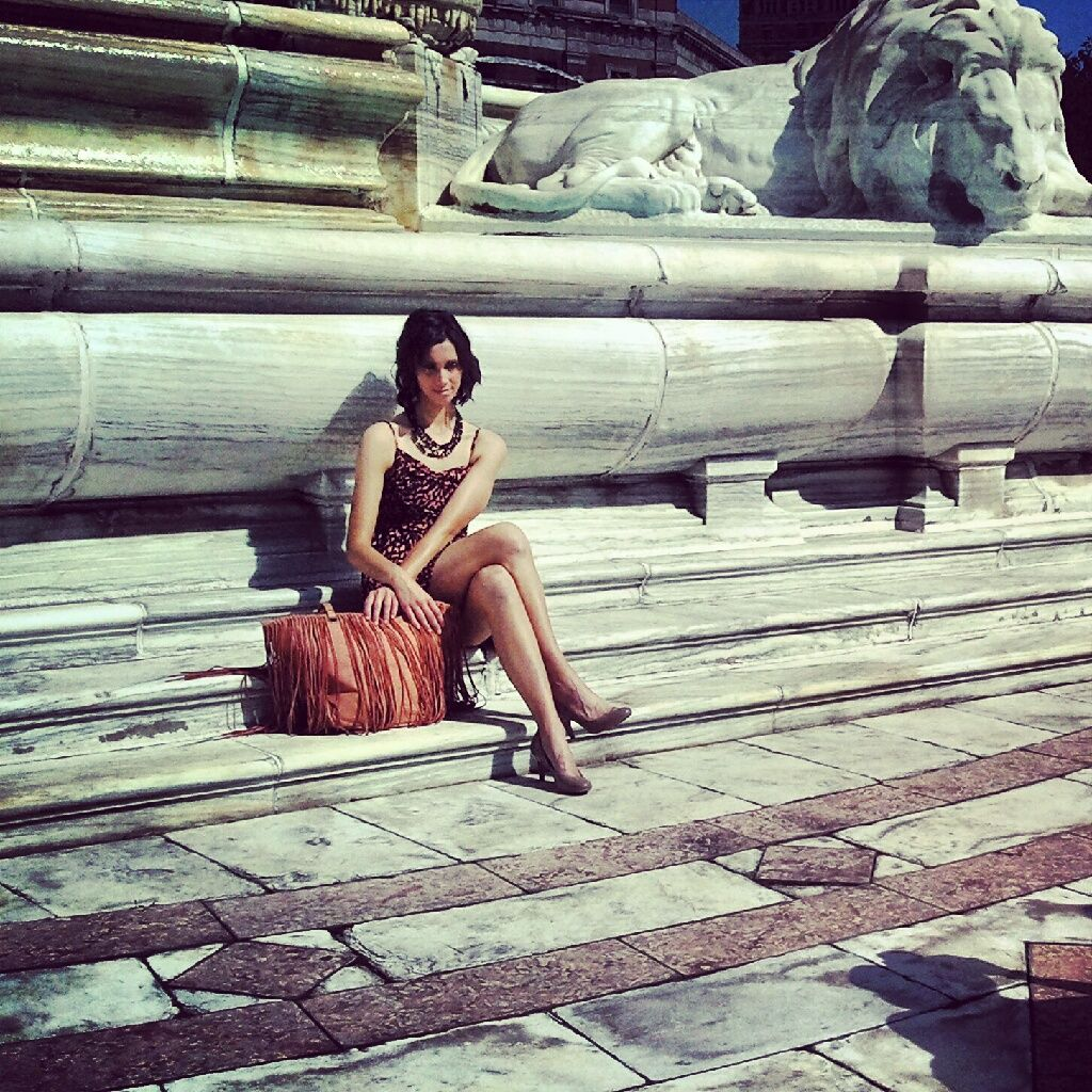 Niagara Square photo shoot featuring Jimmylee designs, accessories by Vania and David {Buffalo Dandy}