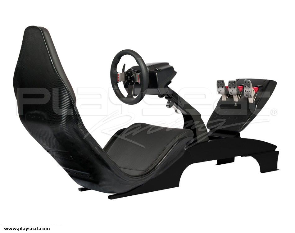 Pc Ps3 Racing Simulator Cockpit Playseat F1 Logitech G27