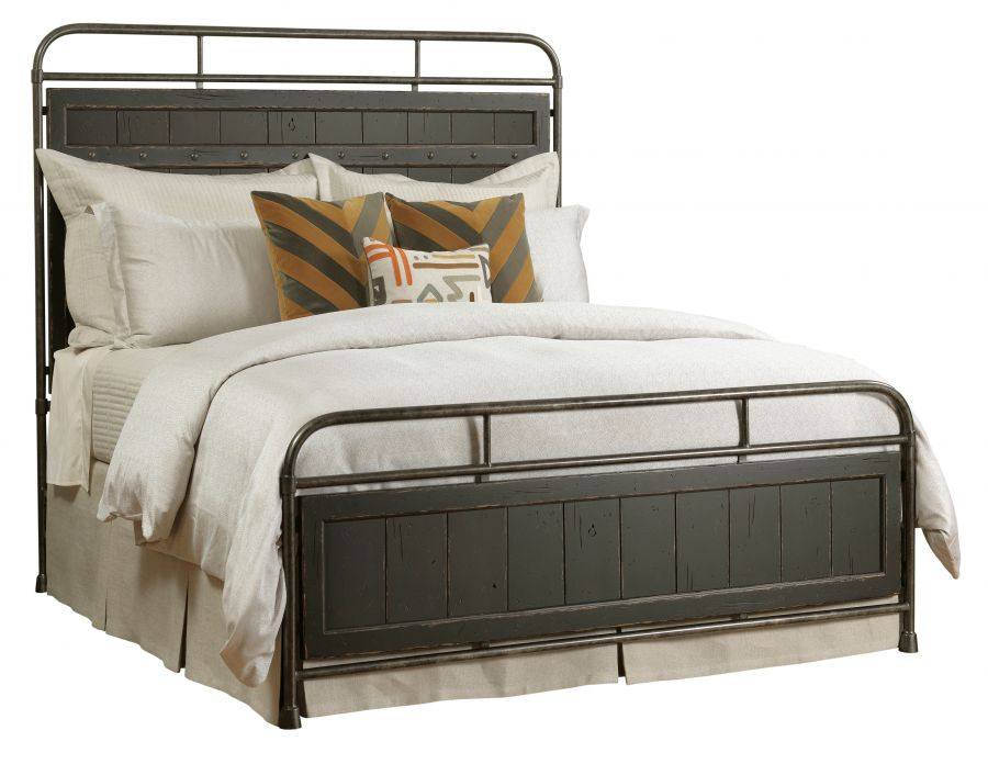 Mill House Folsom Anvil Metal Bed By Kincaid The Old Cannery Furniture Warehouse Kincaid Furniture Queen Metal Bed King Metal Bed