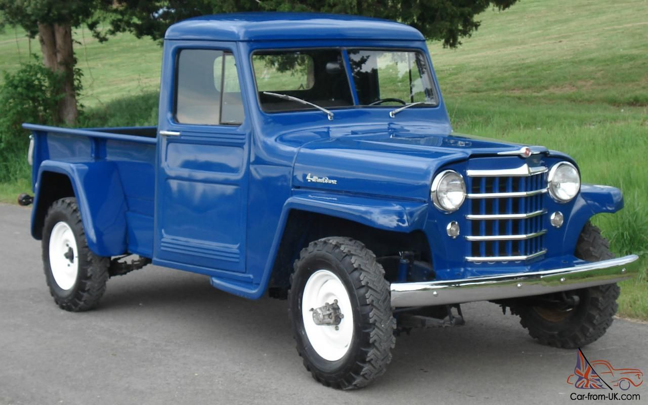Image result for willys pickup | M\'s Truck | Pinterest | Jeeps ...