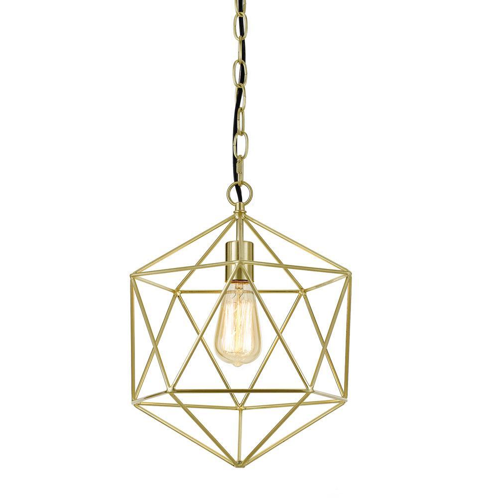 Af lighting bellini 1 light brushed gold chandelier bellini af lighting bellini 1 light brushed gold chandelier aloadofball Gallery