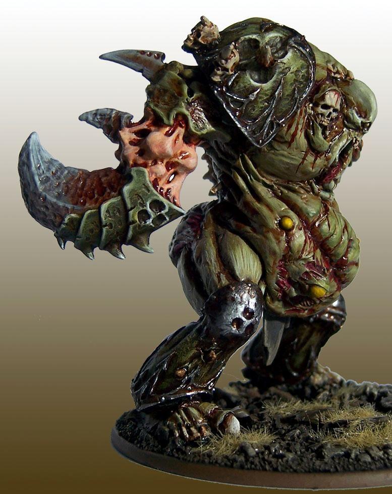 Daemon Prince, Nurgle | Warhammer 40k & AoS miniatures ...