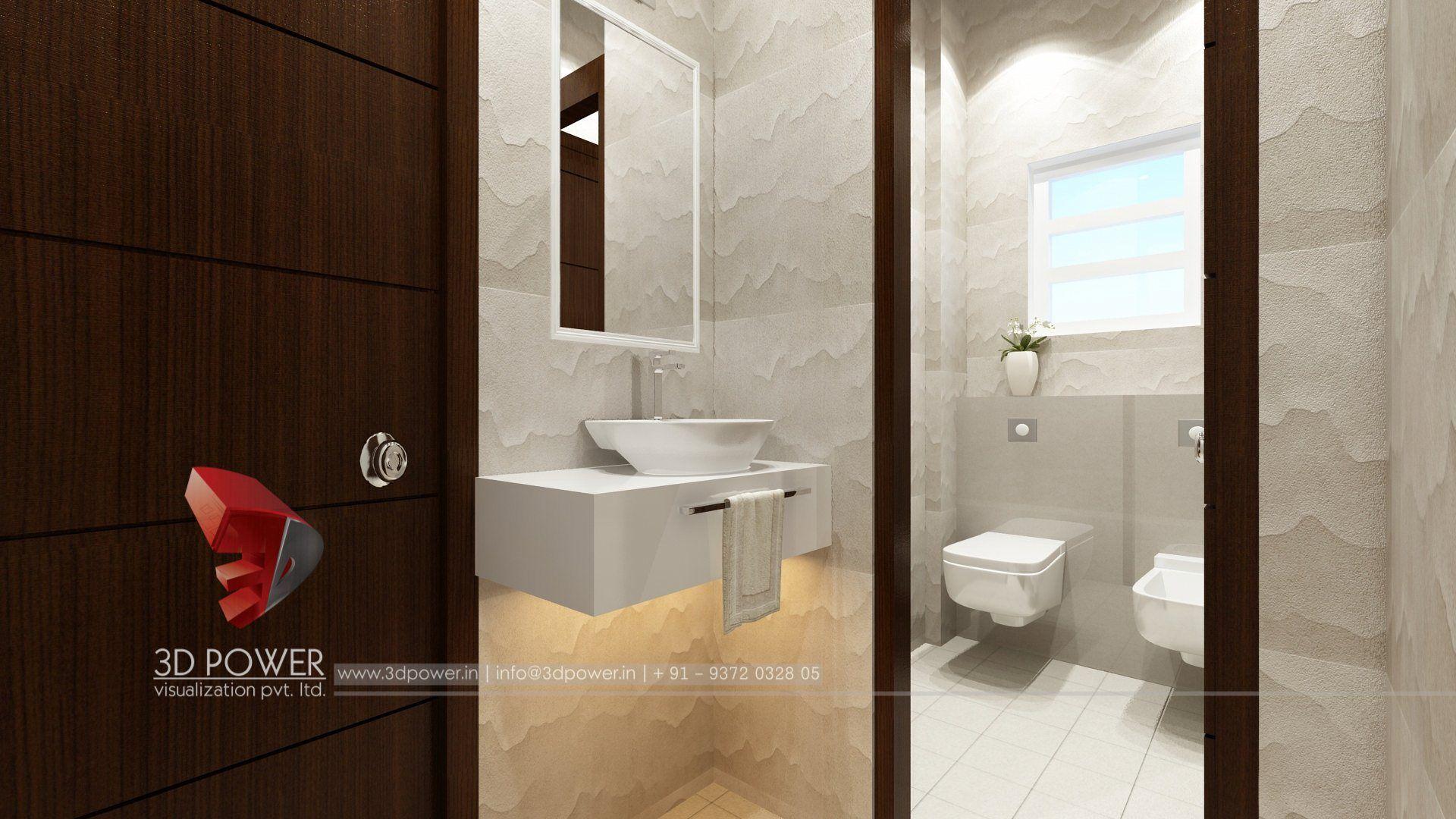 Washroom Of Hospital
