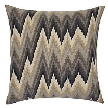 Decorative Pillows Z Gallerie : Z Gallerie - Chevron Honeybee Pillow 24