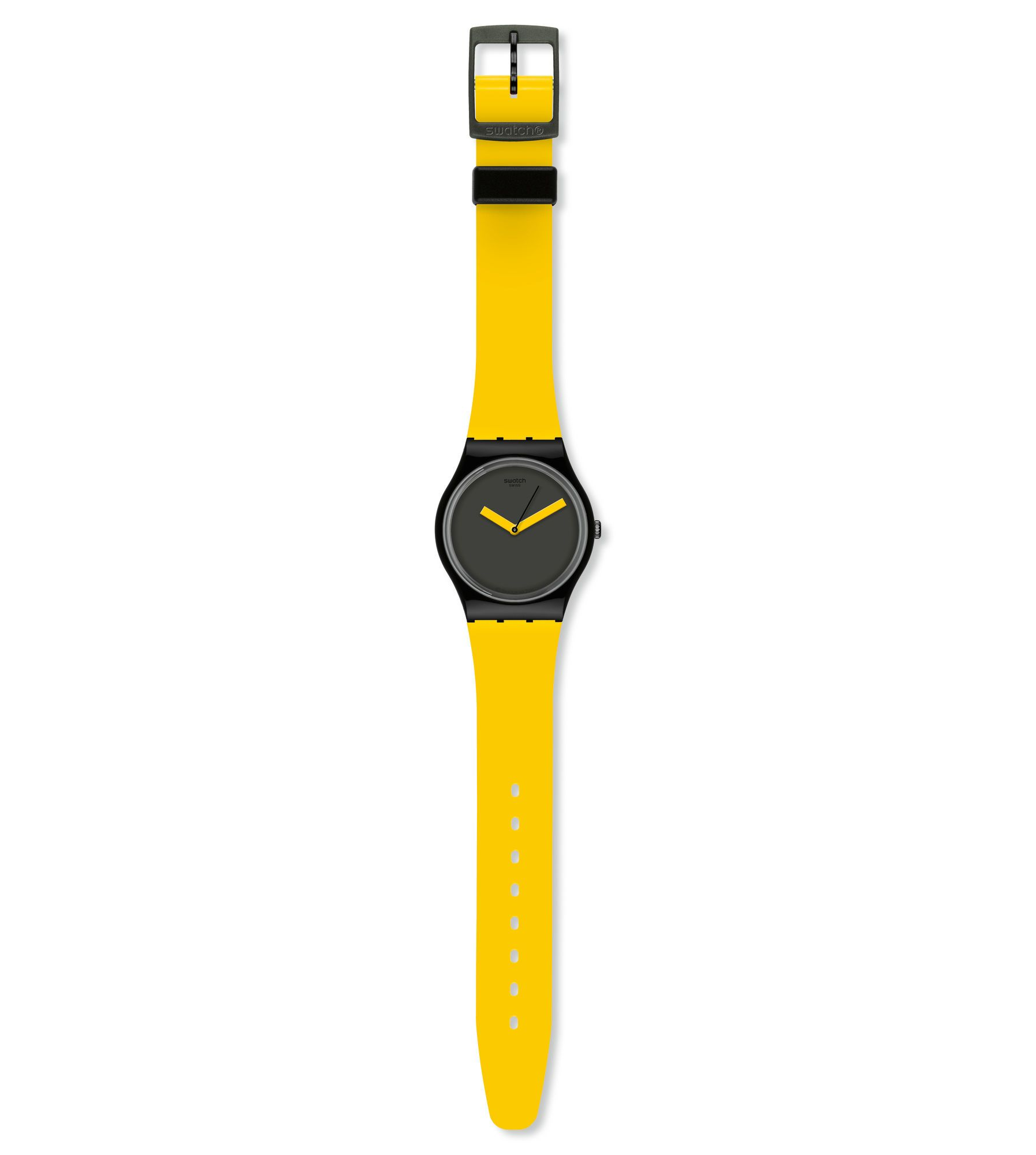 Yellow'n Brown by Swatch