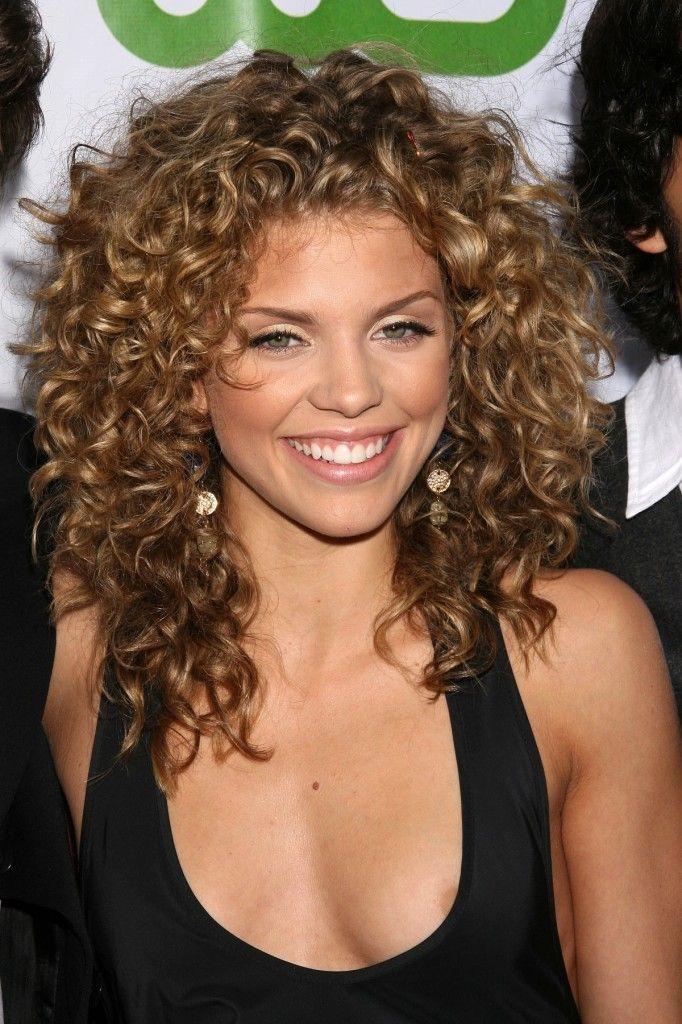 Medium Curly Hair amazing hairstyle