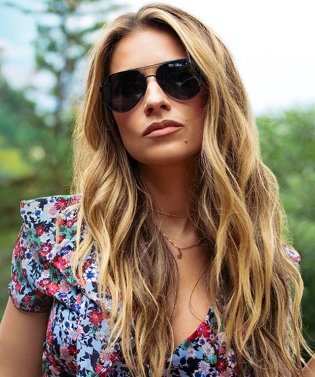 aed853dbb8e Jessie James Decker is partnered with Diff Eyewear. She advertises their  sunglasses and so does most of her family members. This is a great idea for  Diff ...