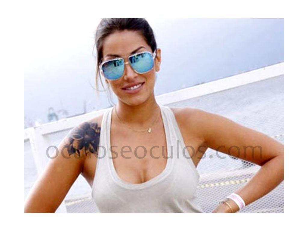 fotos de óculos com lente espelhada   Óculos de Sol   Pinterest ... b4f933c041