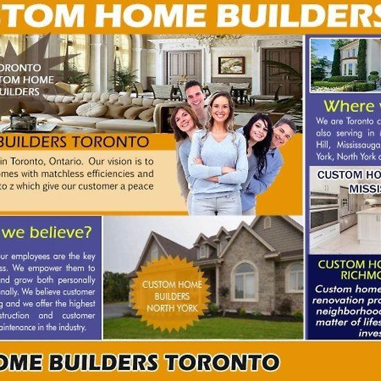 Custom Home Designs Toronto: Luxury Custom Home Builders Toronto
