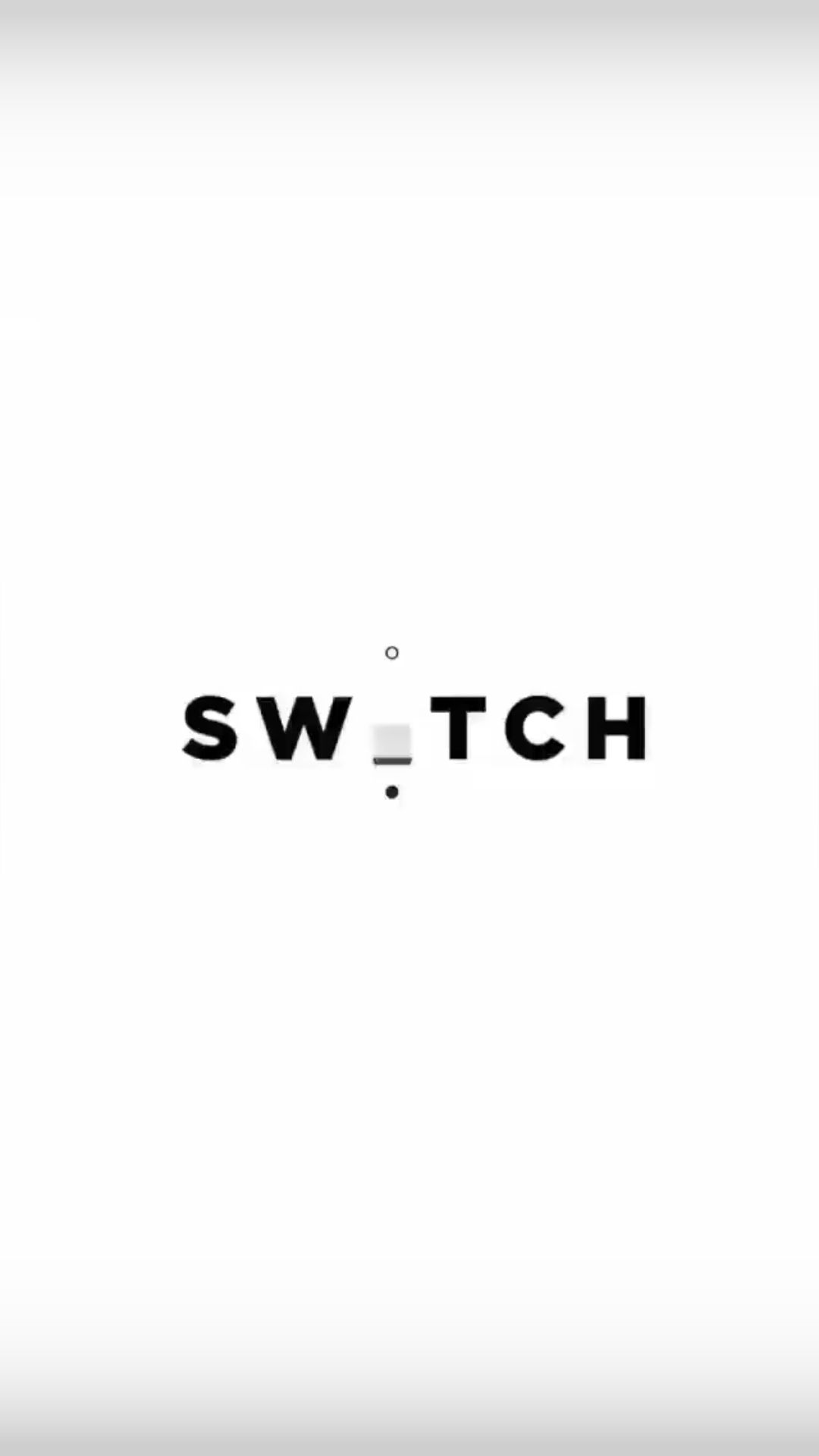 Switch Typography