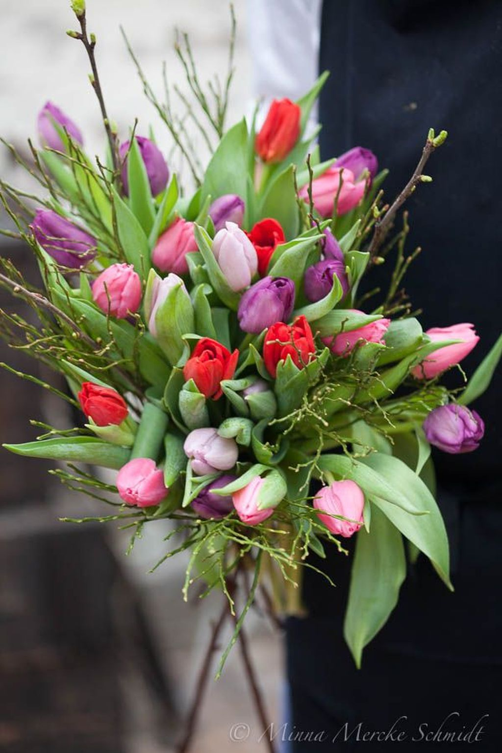 42 simple and lovely diy tulip arrangement ideas tulips