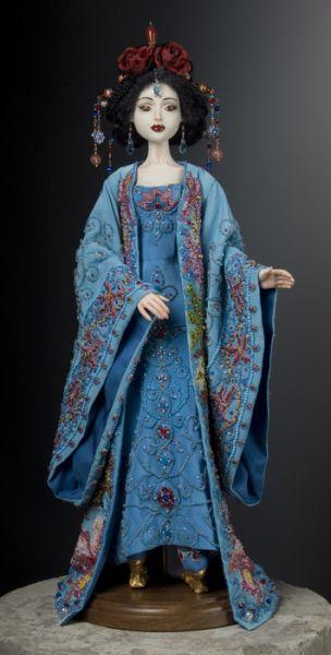 Lan - international ooak art 'Doll Makers Academy and Association