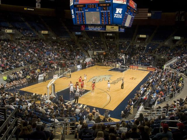 Lawlor Events Center Wikipedia The Free Encyclopedia Event Center Event Nevada Wolf Pack