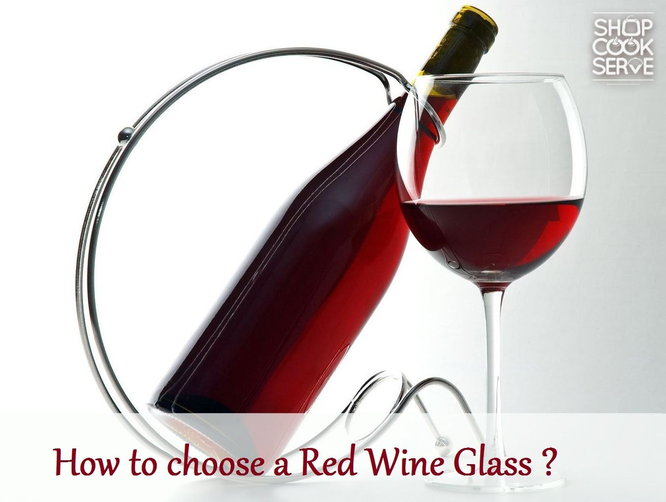 Red Wines Typically Need A Large Bowl With A Slight Narrowing At The Top Of The Glass This Shape Allows The Wine To Aerate Within Red Wine Wine Wine Stoppers