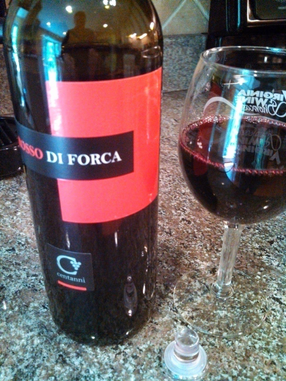 Centanni 2012 Rosso Di Forca Wine Italian Wine Wines