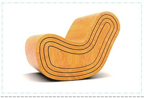Sillas para Espacios Pequeños: Magic Chair | Casa Original