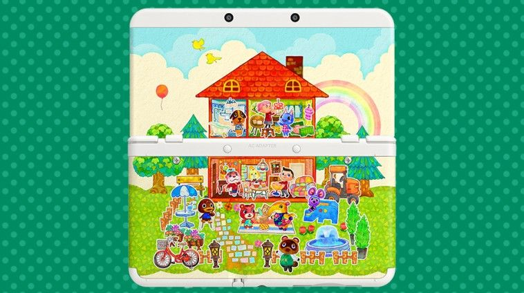 Animal Crossing: Happy Home Designer | Nintendo 3DS | Jeux ... on xbox home, wii home, playstation 4 home,