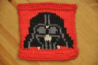Darth Vader Chart - Free Ravelry Download