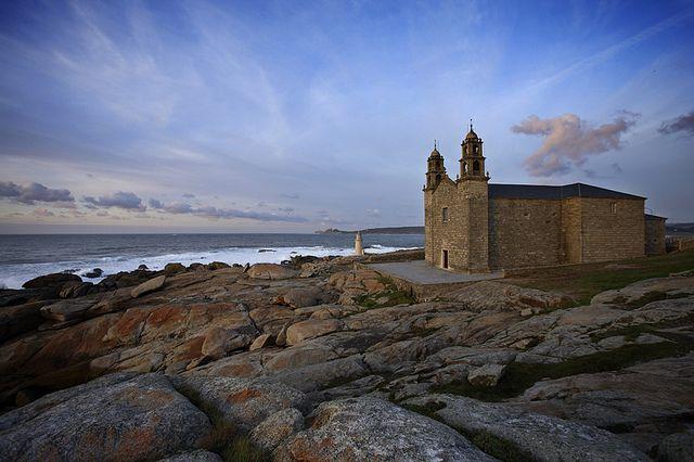 Camino Francés. Muxía Santuario da Barca | Flickr - Photo Sharing!