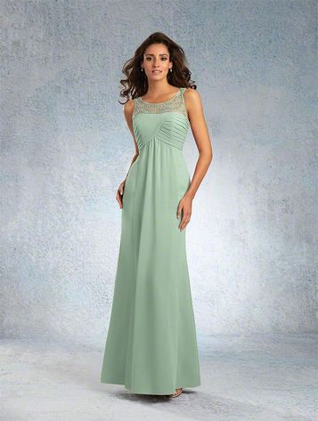 Shop Alfred Angelo Bridesmaid Dress - 8100 L in Chiffon at Weddington Way. Find the perfect made-to-order bridesmaid dresses for your bridal party in your favorite color, style and fabric at Weddington Way.