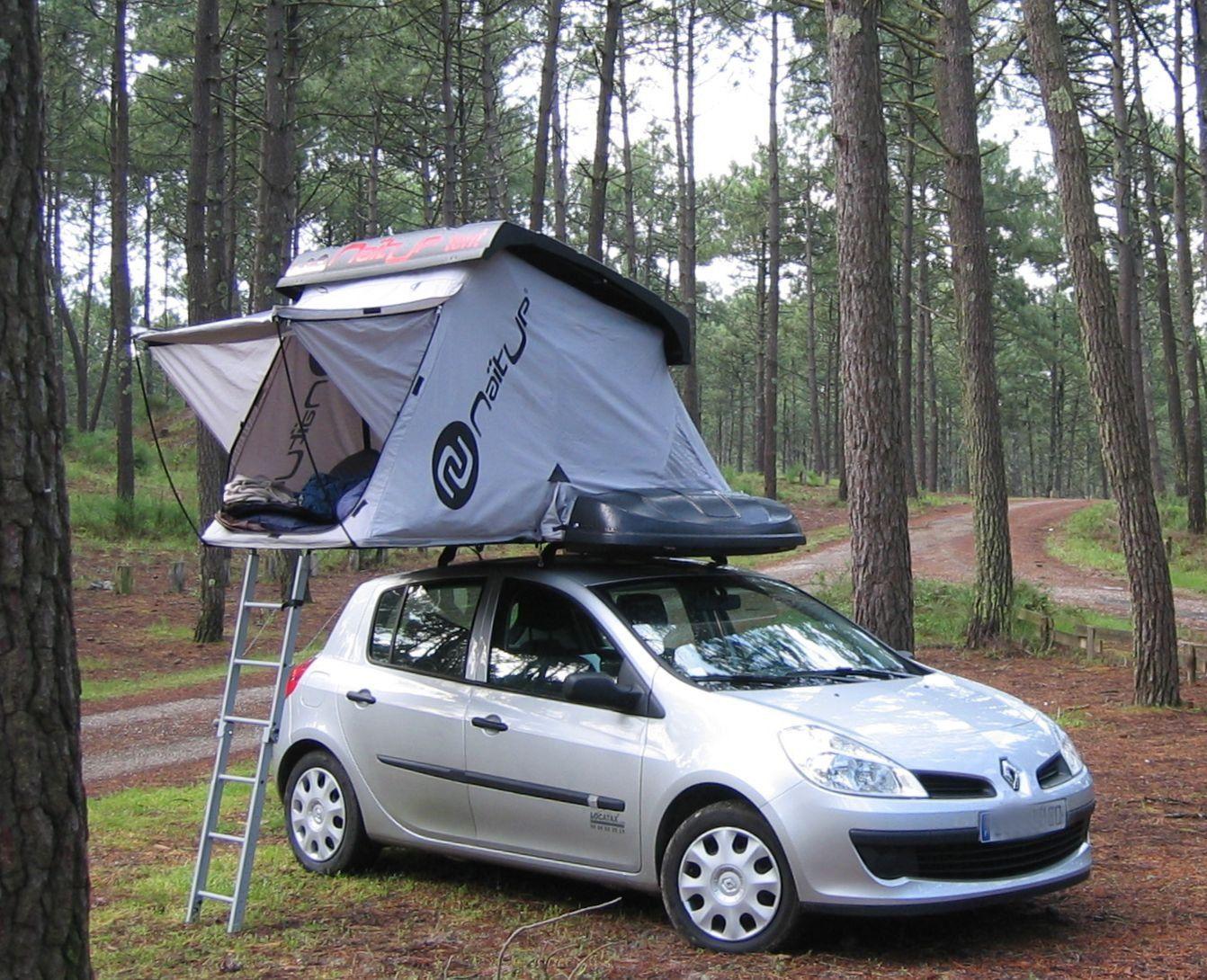 hussarde na tup tente sur toit compatible toutes gammes. Black Bedroom Furniture Sets. Home Design Ideas