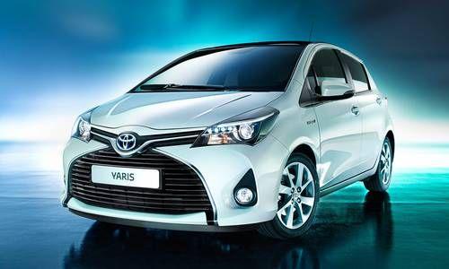 #Toyota #Yaris5puertas.  El coche ágil e ingenioso es la opción perfecta para tu día a día.