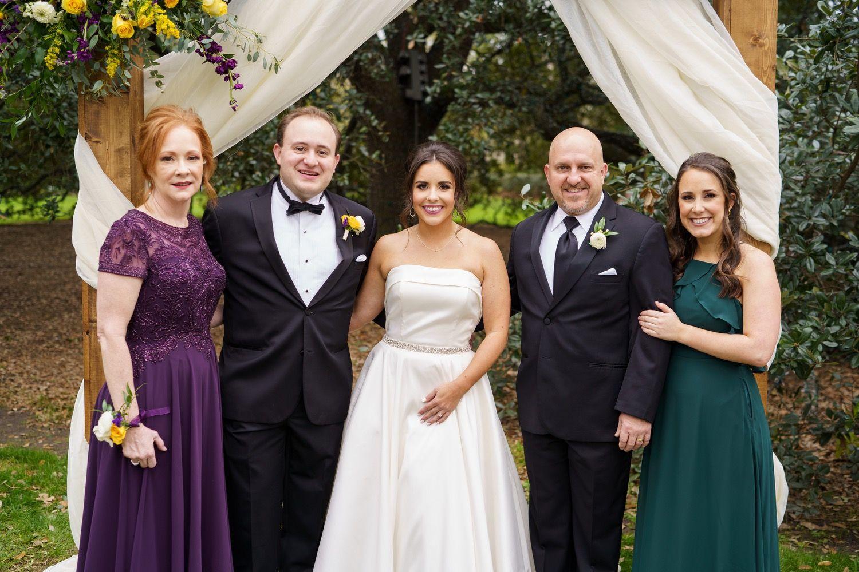 Brye Brett S Endearing Wedding At The Houstonian Hotel In Houston Tx Md Turner Photogra In 2020 Family Wedding Photos Houston Wedding Photographer Houston Wedding
