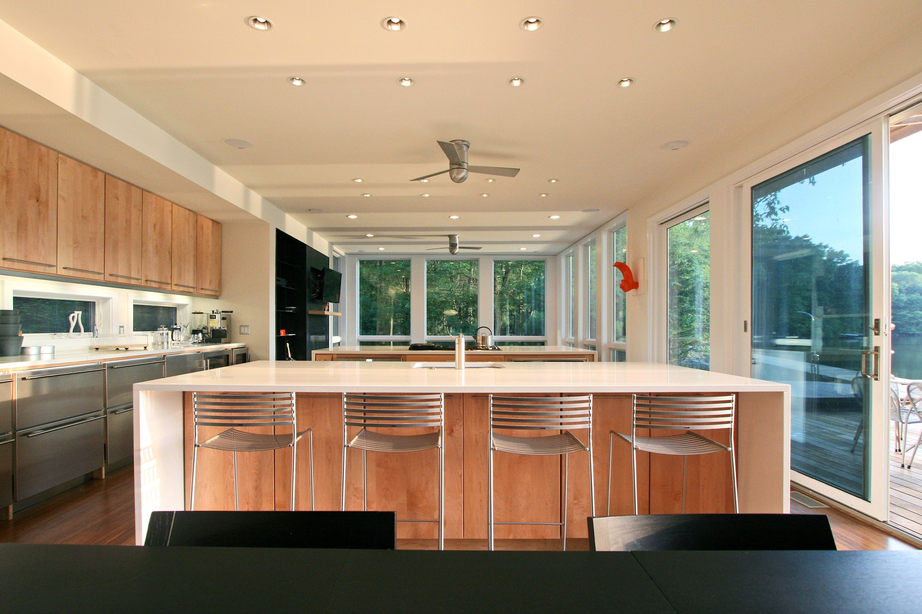 Http Homegoid Com Wp Content Uploads 2015 11 Fair Prefab Homes Small Lot For Home And House Inspiring Ideas Ceiling Fan In Kitchen Low Ceiling Kitchen Design