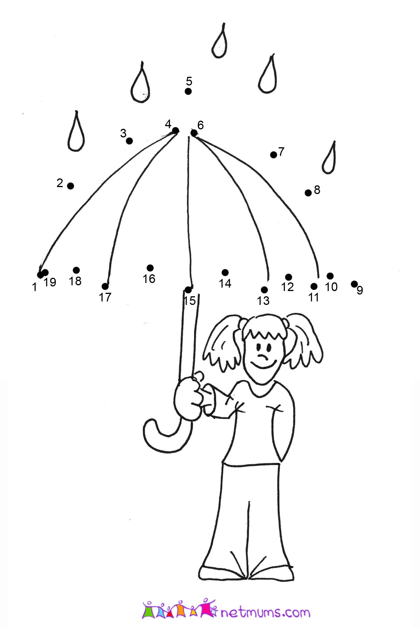 Related image   Happy Umbrella Day!   Free coloring pages ...