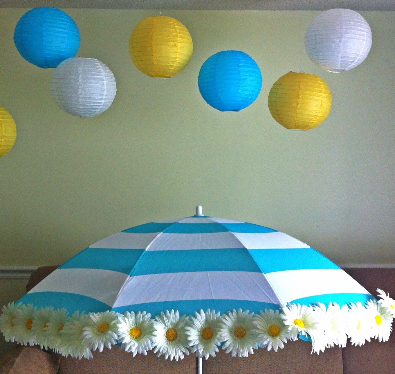 baby shower umbrella fun baby shower ideas