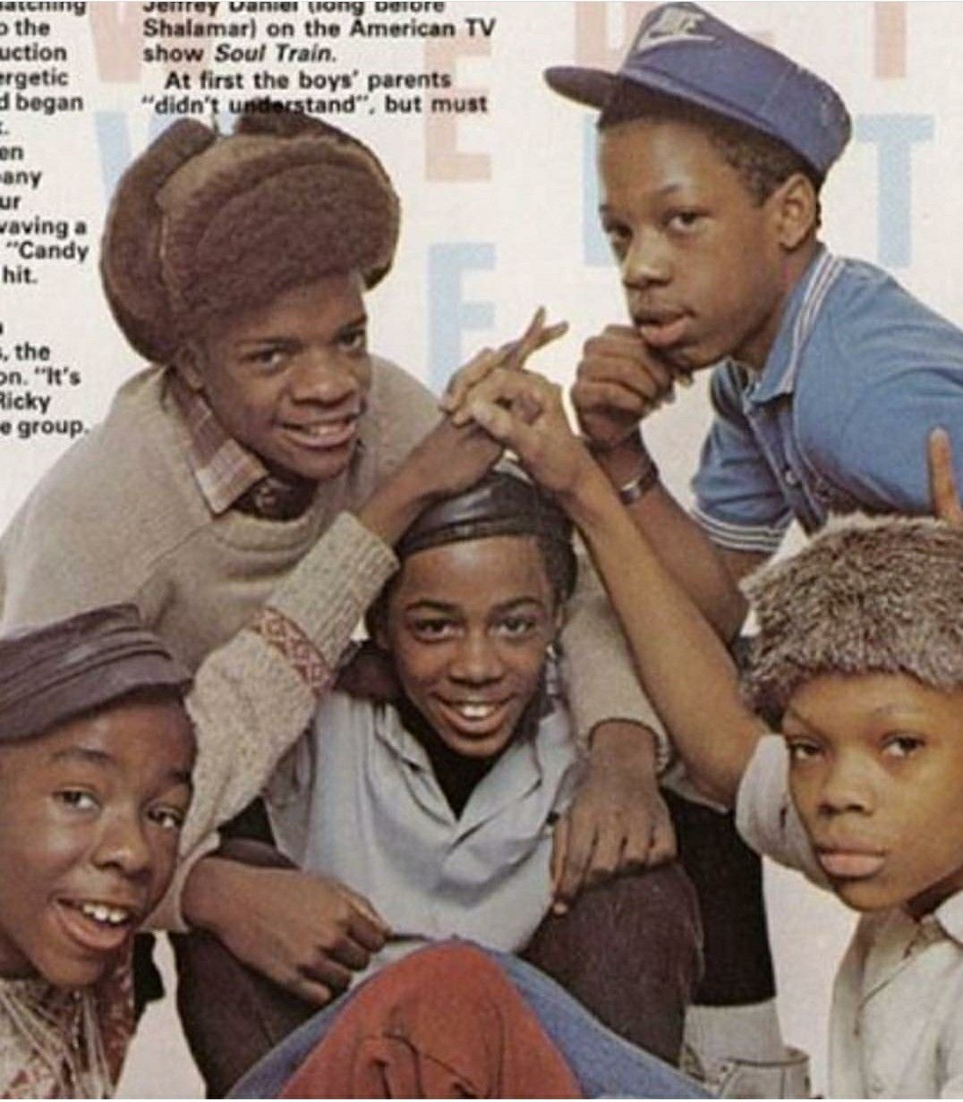 80s New Edition New edition candy girl, Old school music