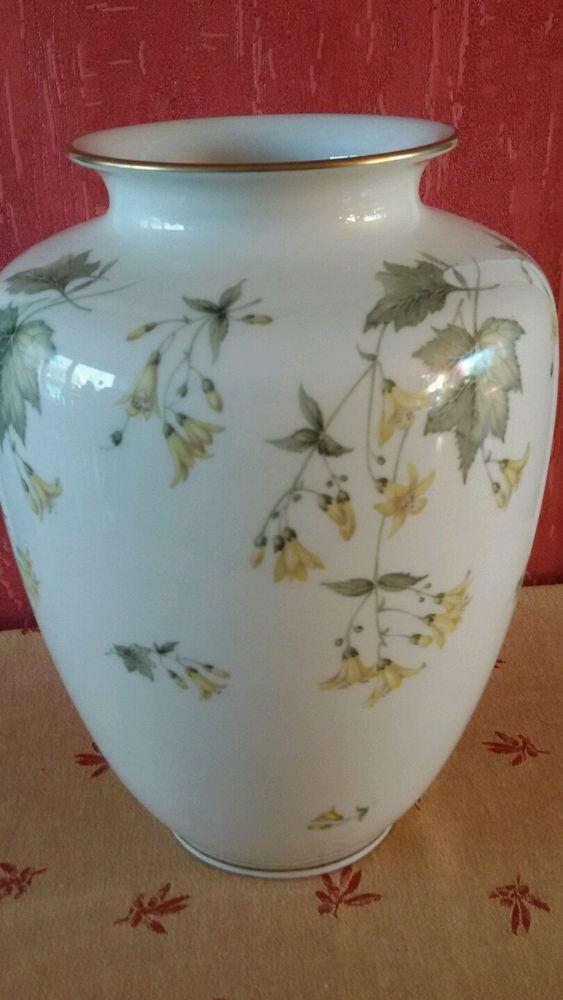 Krautheim Selb Bavaria Vase Glockenblume 31 Cm | Antiquitäten U0026 Kunst,  Porzellan U0026 Keramik,