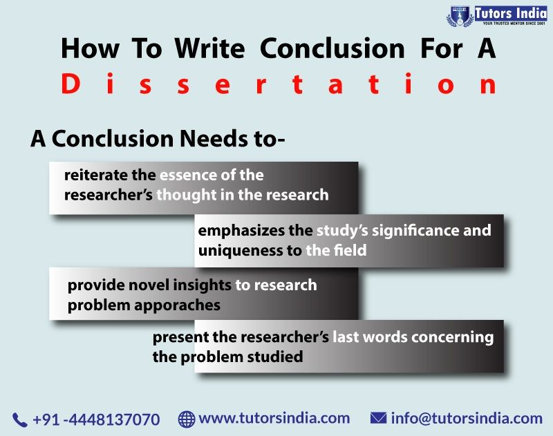 Creative Idea To Write A Thesi Conclusion For Biological Life Science Tutor India In 2020 Thesis How Your Dissertation